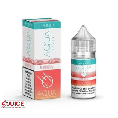 Momentum - AQUA Fresh E-Juice Salts 30ml - E-Liquids | E-juice Clearance