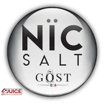 Nic Salt GOST Vapor Bundle - 3 Pack - E-Liquids | E-juice Clearance