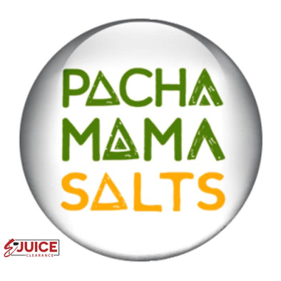 Pachamama Salts Bundle - 3 Pack - E-Liquids | E-juice Clearance