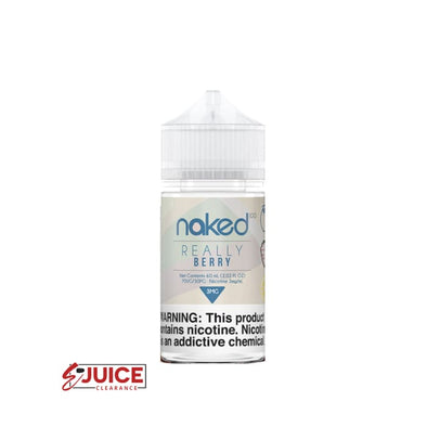 Really Berry - Naked 100 60ml - E-Liquids | E-juice Clearance