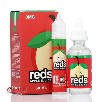 Red's Apple - 7 Daze 60ml - E-Liquids | E-juice Clearance