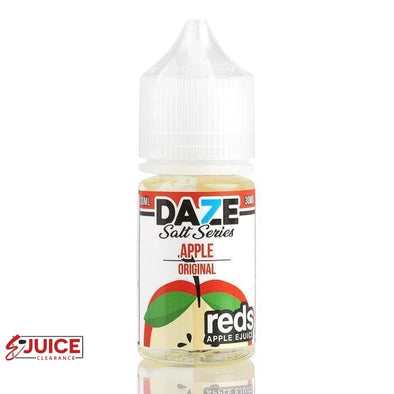 Reds Apple - 7 Daze Salt 30ml - E-Liquids | E-juice Clearance