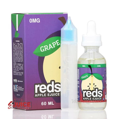 Red's Grape - 7 Daze 60ml - E-Liquids | E-juice Clearance