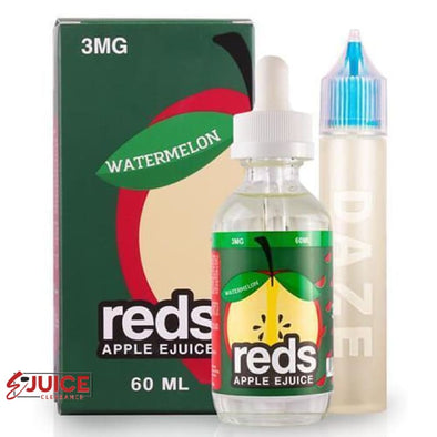 Red's Watermelon - 7 Daze 60ml - E-Liquids | E-juice Clearance