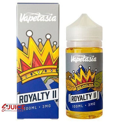 Royalty II - Vapetasia 100ml - E-Liquids | E-juice Clearance