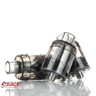 Sikary Vapor NuNu 24mm Disposable Sub-Ohm Tank - (3 Pack) - E-Liquids | E-juice Clearance
