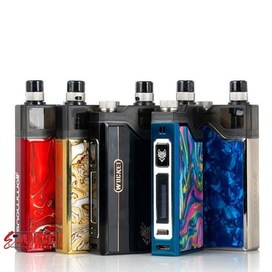 Snowwolf Wocket Pod Kit - E-Liquids | E-juice Clearance