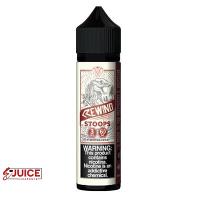 Stoops - Ruthless Rewind 60ml - E-Liquids | E-juice Clearance