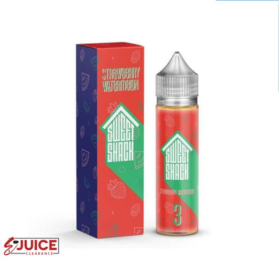 Strawberry Watermelon - Sweet Shack 60ml - E-Liquids | E-juice Clearance