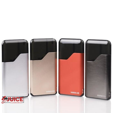 Suorin Air Ultra Portable Pod System - E-Liquids | E-juice Clearance