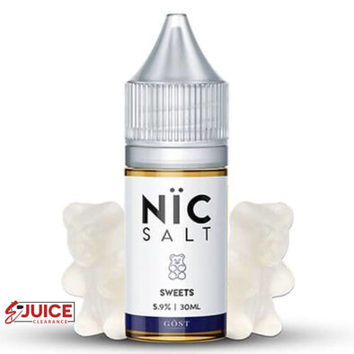 Sweets - Nic Salt GOST Vapor 30ml - E-Liquids | E-juice Clearance