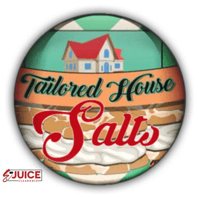 Tailored House Salt Bundle - 3 Pack - E-Liquids | E-juice Clearance