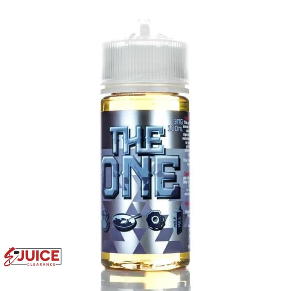 The One Blueberry - Beard Vape Co 100ml - E-Liquids | E-juice Clearance