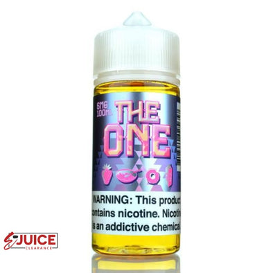 The One Strawberry - Beard Vape Co 100ml - E-Liquids | E-juice Clearance