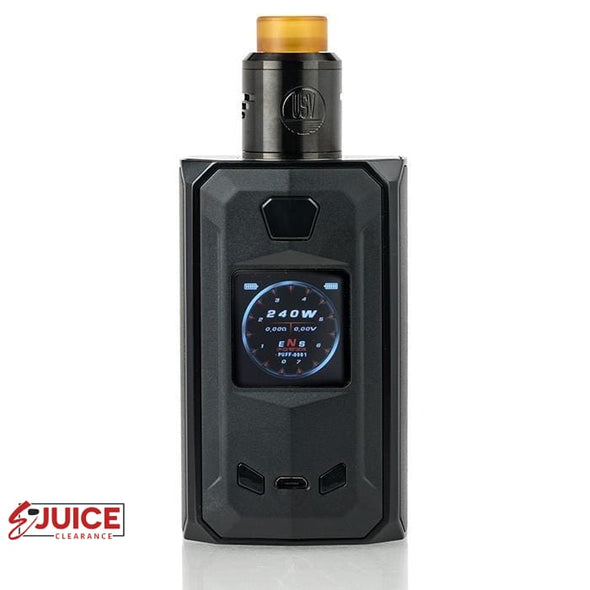 USV MACH ON3 240W Squonker Starter Kit - E-Liquids | E-juice Clearance