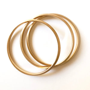 Bangles with an Edge