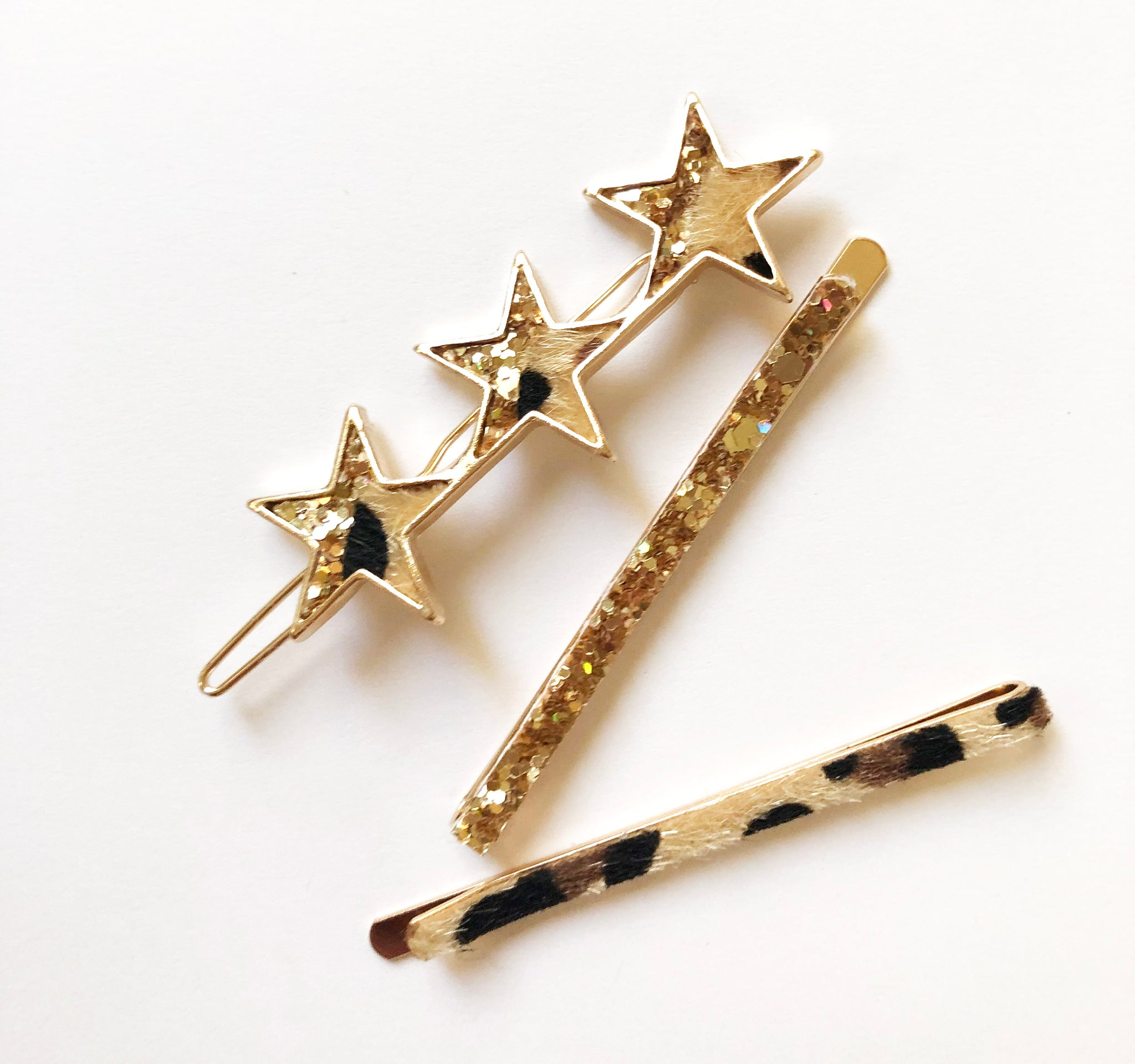 Stars in my Eyes Hair Pins