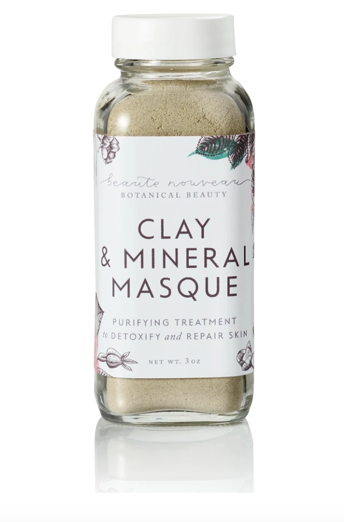 Clay & Mineral Masque