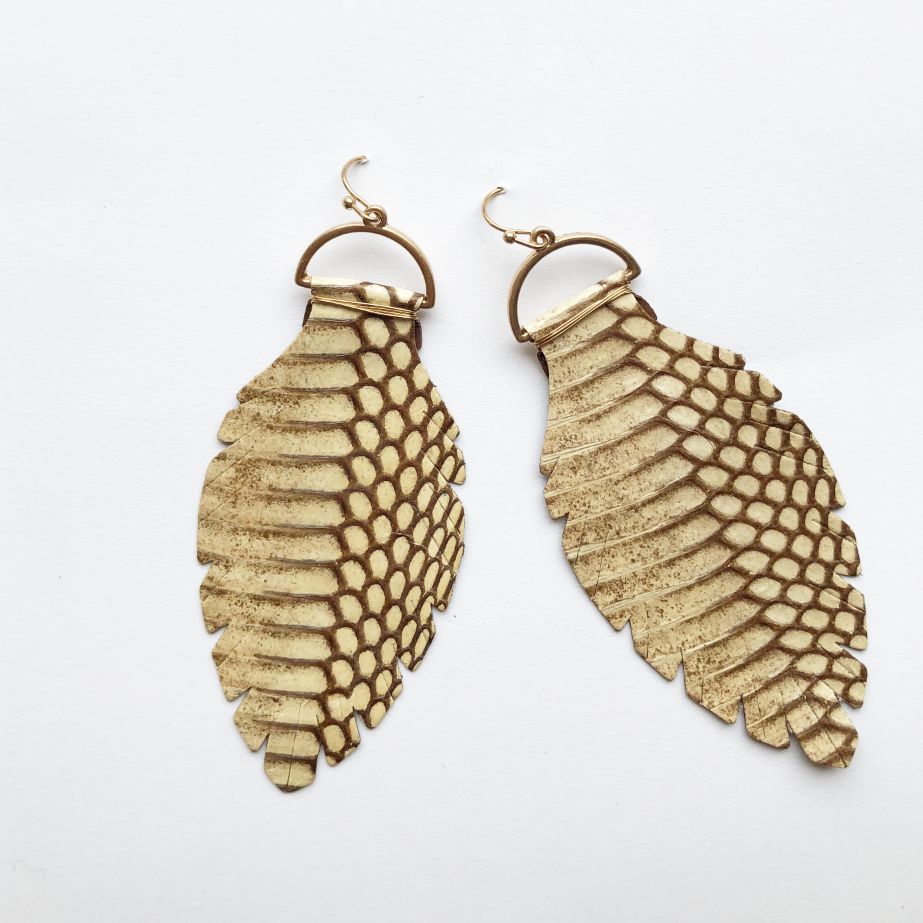 Slinky Earrings