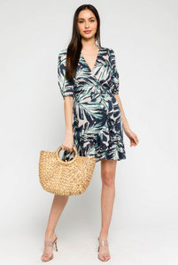 ALL the Palms Dress