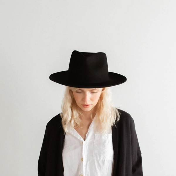 Zephyr Hat - Black