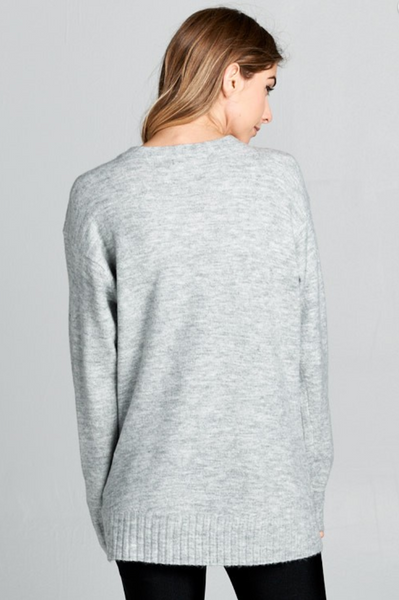Heather Soft Knit