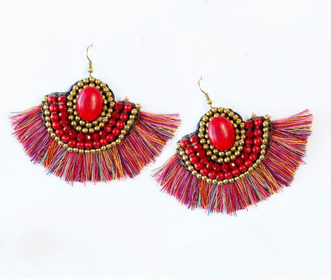 Boho Party Earrings
