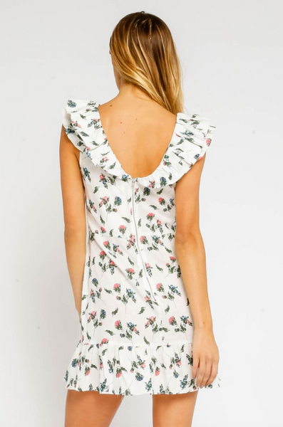 Sweet Florals Dress