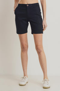 Chino Short - Black