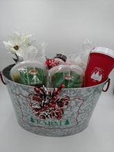 Load image into Gallery viewer, Holiday Pickle Gift Basket