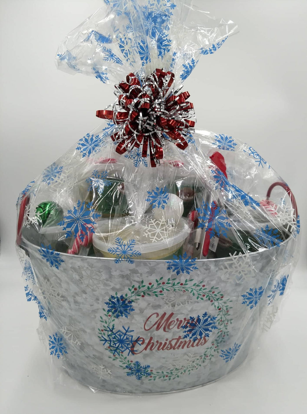 Holiday Pickle Gift Basket