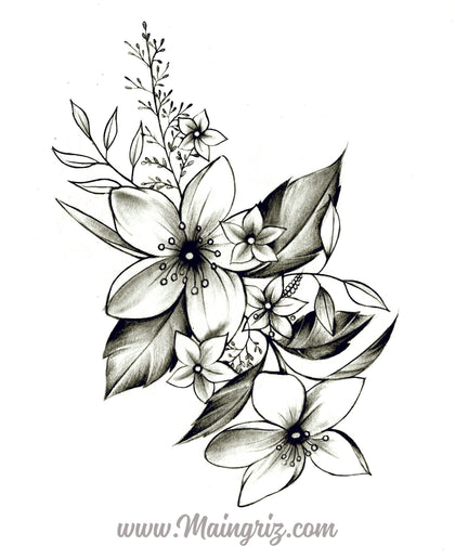 nature tattoo design references
