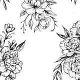 Sexy Roses line work