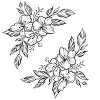Flowers Underboob Tattoo Designs By Tattoo Artist Tattoo Design