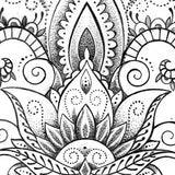 sexy wrist mandala half sleeve tattoo design references created by tattoo artist