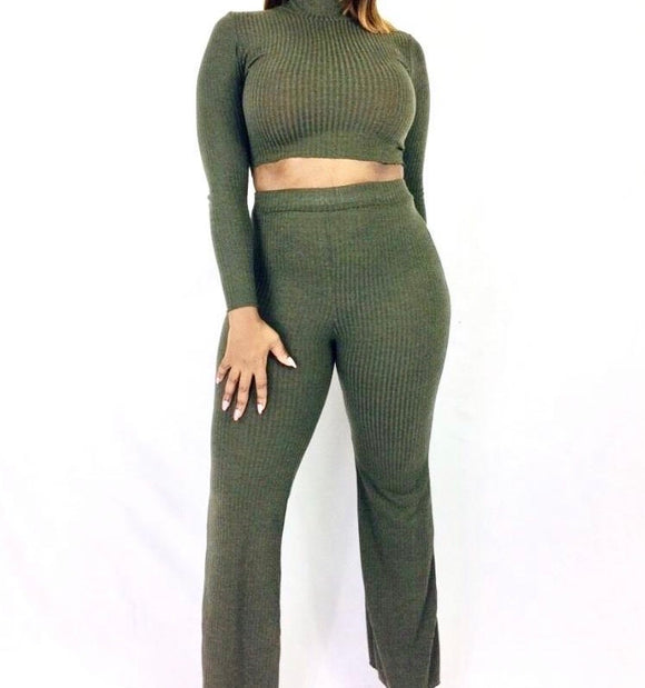 KNITTY TWO PIECE SET