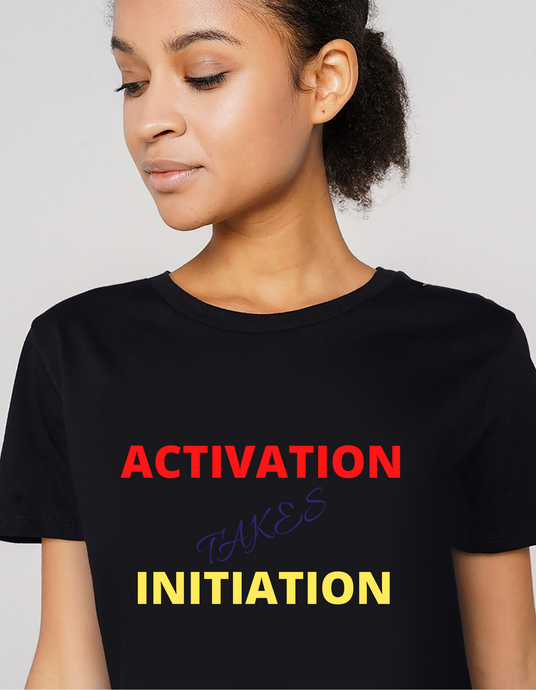 ACTIVATION SHIRT - BOMBLUXURY