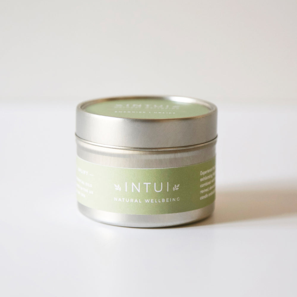 Energise and Uplift Natural Candle - 10CL