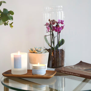 Intui Plant-Based Candle for Meditation and Calm Emotions