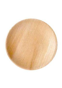 "Eco friendly 6""shallow plates (Pack of 25)"