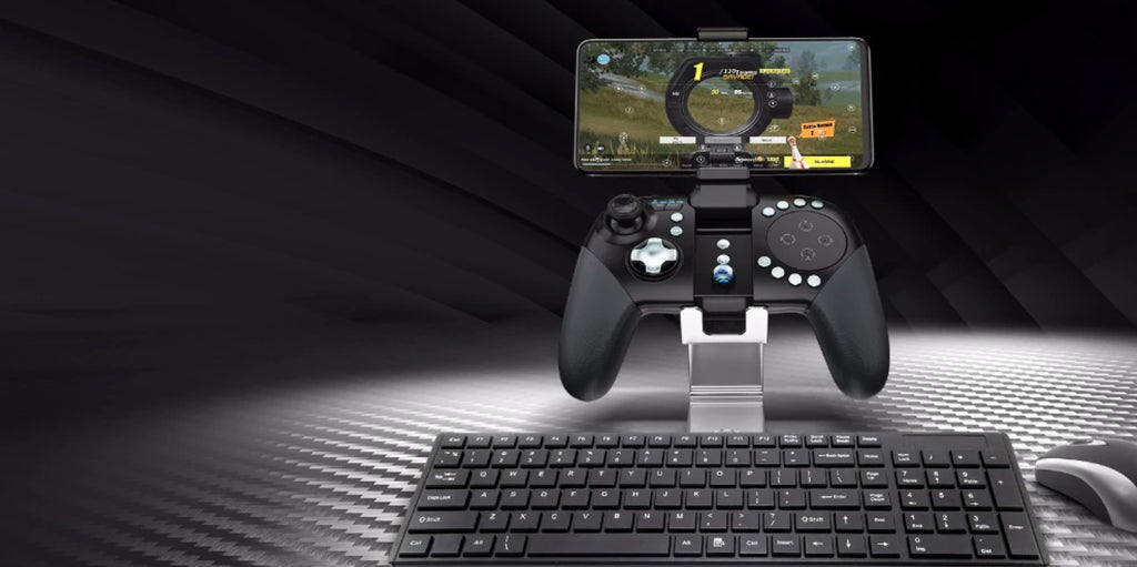 Gamesir G5 - Mobile game controller compatible with mouse and keyboard