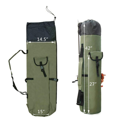 Fishing Rod & Tackle Bag