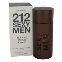 212 Sexy Eau De Toilette Spray (Tester) By Carolina Herrera - Your Ego Goods