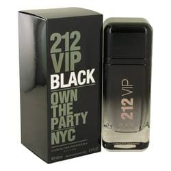 212 Vip Black Eau De Parfum Spray By Carolina Herrera - Your Ego Goods