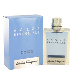 Acqua Essenziale Eau De Toilette Spray By Salvatore Ferragamo - Your Ego Goods