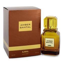 Ajmal Amber Santal Eau De Parfum Spray (Unisex) By Ajmal - Your Ego Goods