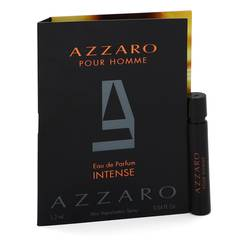 Azzaro Intense Vial (sample) By Azzaro