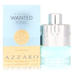 Azzaro Wanted Tonic Eau De Toilette Spray By Azzaro - Your Ego Goods