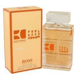Boss Orange Feel Good Summer Eau De Toilette Spray By Hugo Boss - Your Ego Goods