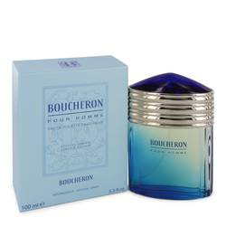 Boucheron Eau De Toilette Fraicheur Spray (Limited Edition) By Boucheron - Your Ego Goods